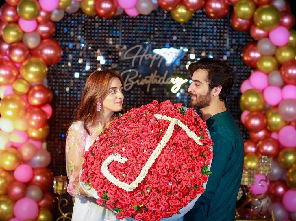 TikTok Star Jannat Mirza Celebrates Birthday
