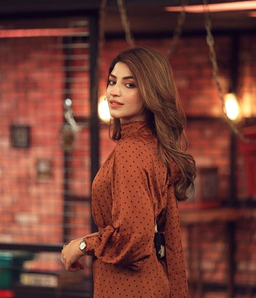Kinza Hashmi Flaunts Ethereal Charm In Her Latest Shoot