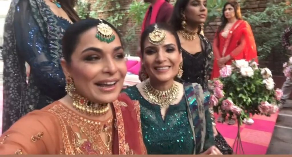 Meera Opens Up About Her Love With Resham