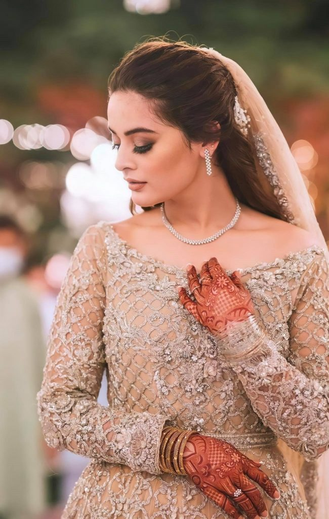 Minal Khan Barat, Valima Make-up, Dresses & Events – Everything You Need To Know