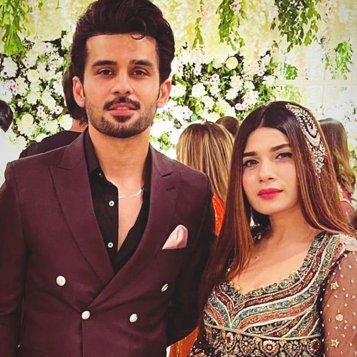 Star-Studded Wedding Event Of Minal And Ahsan