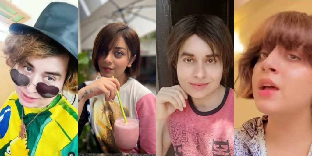 Nasir Khan Jan Claims That Alizeh Shah Copied His Hairstyle