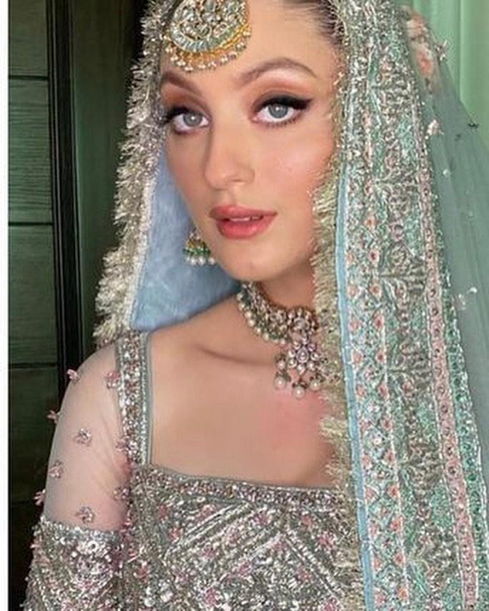 Neha Rajpoot And Shahbaz Taseer Wedding Pictures