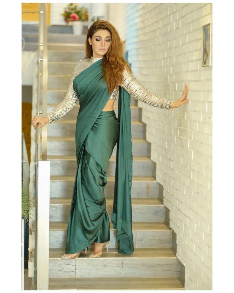 Sana Fakhar Under The Fire Once Again