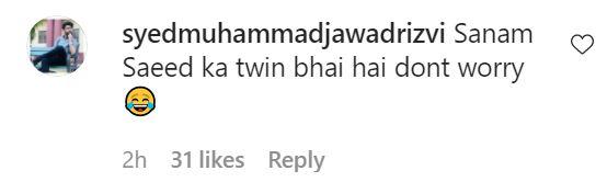 Internet Found Sanam Saeed's Doppelganger