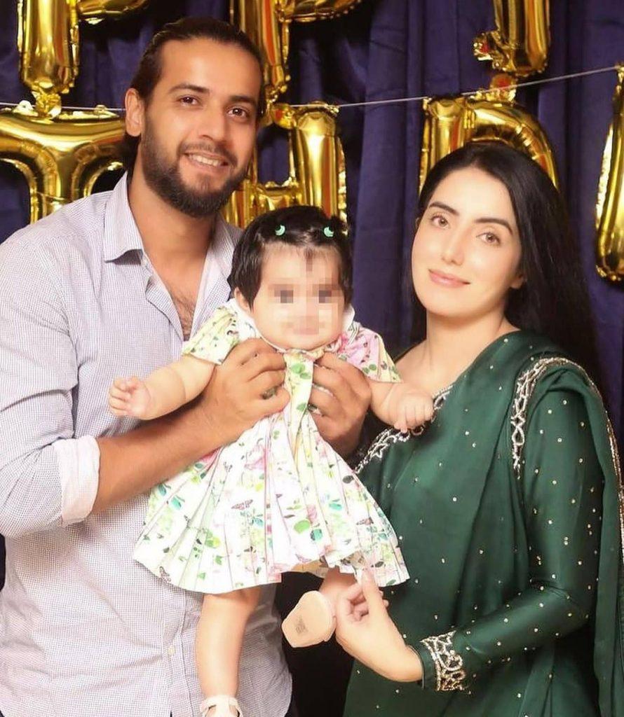 Imad Wasim's Wife Celebrates Her Birthday