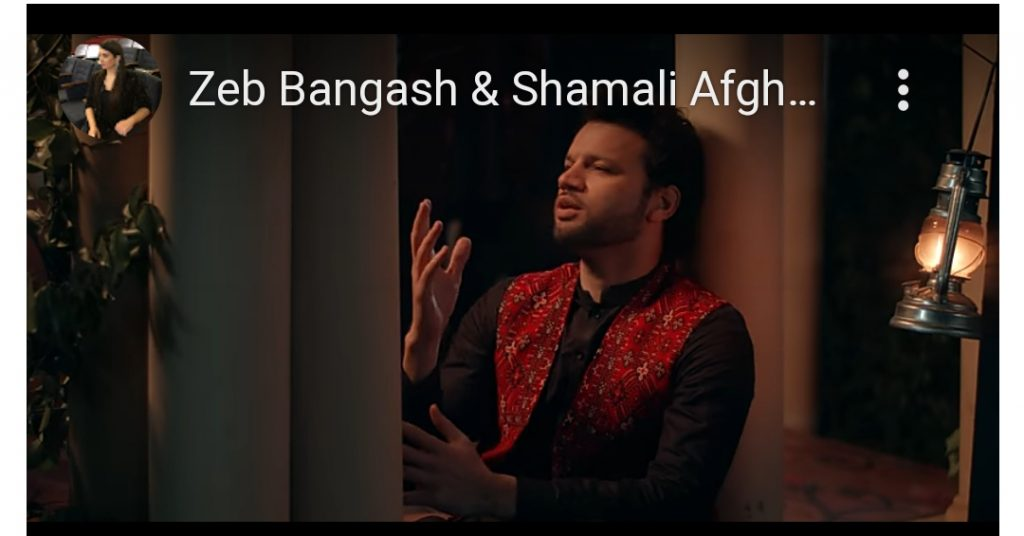 Zeb Bangash Releases Peace Song For Afghanistan
