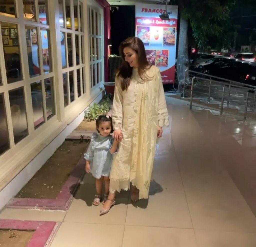 Latest Clicks From Aisha Khan's Birthday Celebration