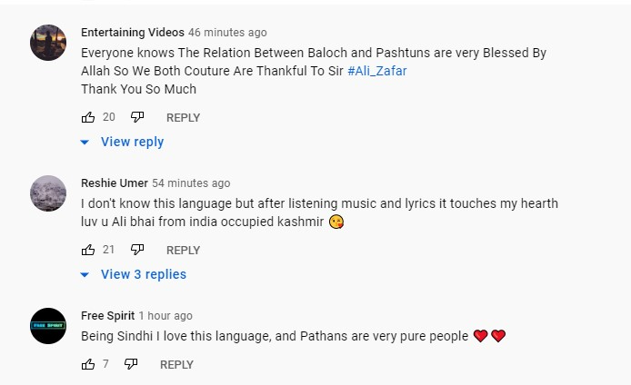 """Ali Zafar's New Song """"Larsha Pekhawar"""" Is All About Pakhtoon Culture"""