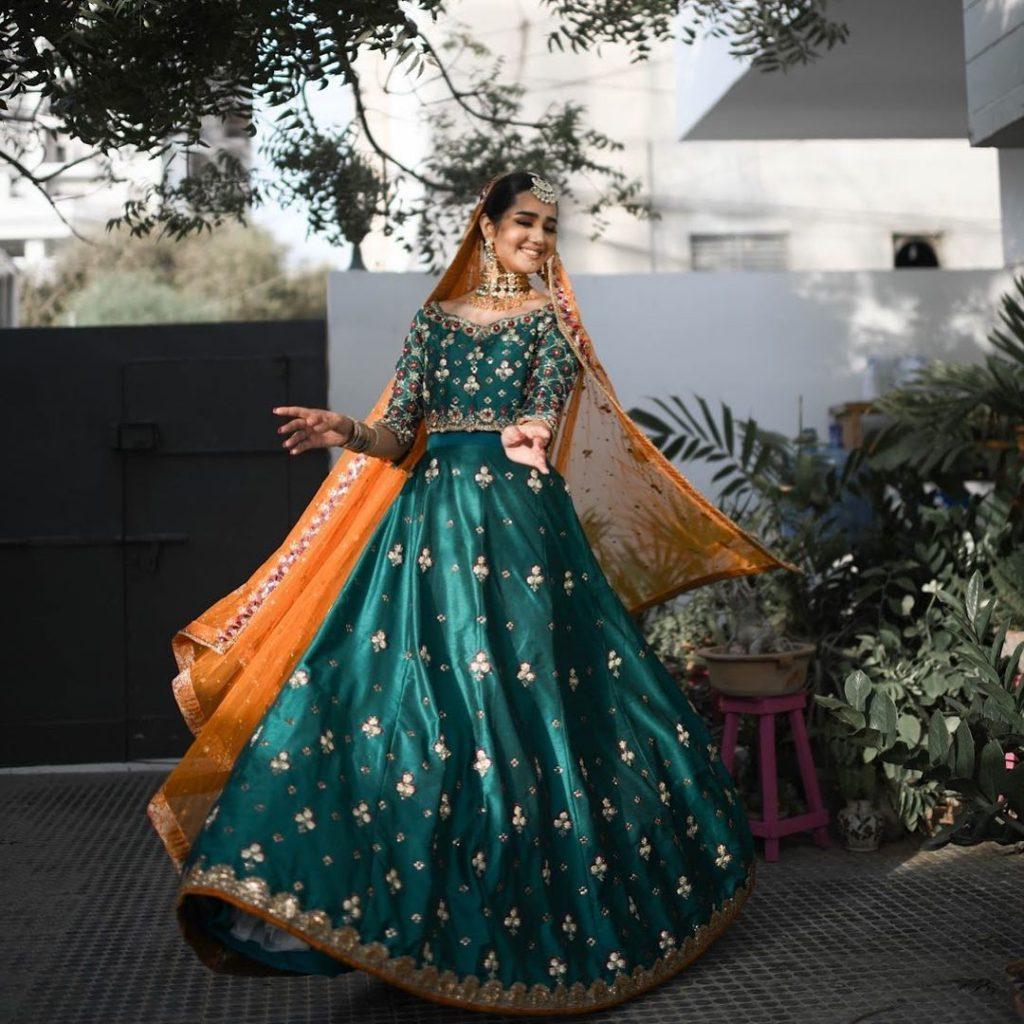 Haris Shakeel's Beautiful Wedding Number Featuring Anum Fayaz