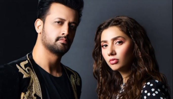 Atif Aslam Releases His Song Featuring Mahira Khan