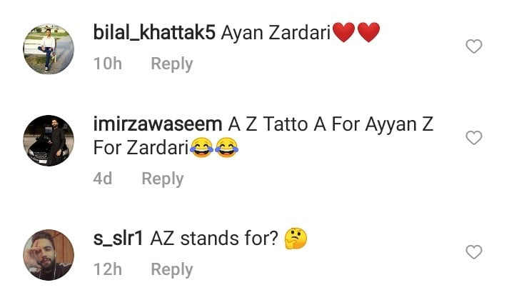 Ayyan Ali's Tattoo Leaves The Netizens Curious