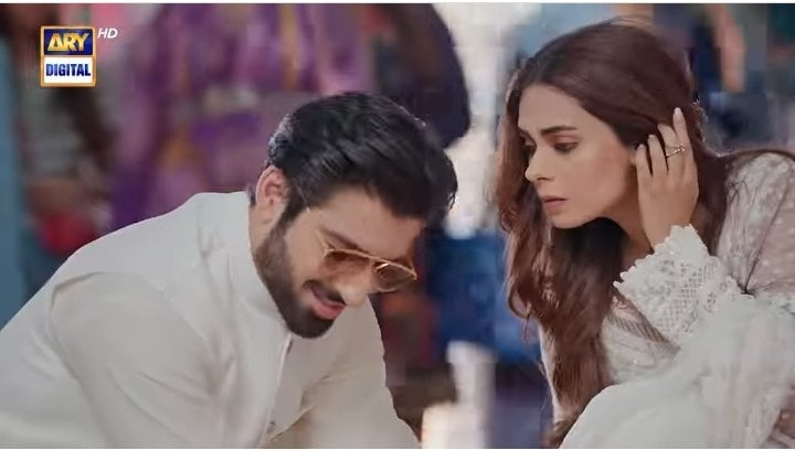 "First Look Trailer Of Drama Serial ""Baddua"" Featuring Muneeb Butt And Amar Khan"