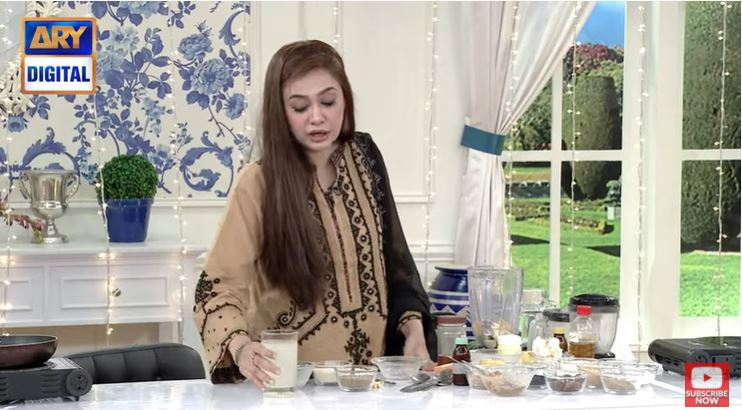 Chef Farah Shares A Special Remedy To Reduce Pregnancy Fat