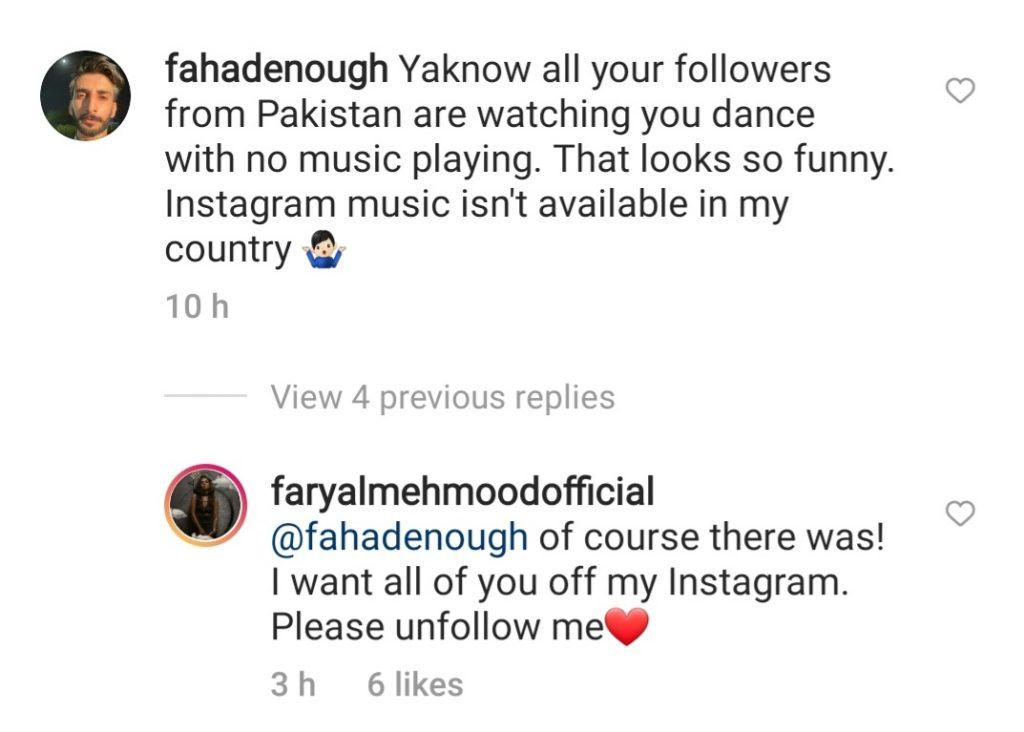 Faryal Mehmood's Shocking Savage Replies To Critics