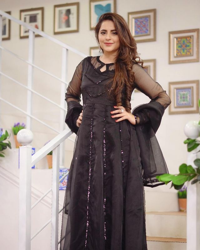 Fatima Effendi Shared How Showbiz Celebrities Reacted To Their Wedding News