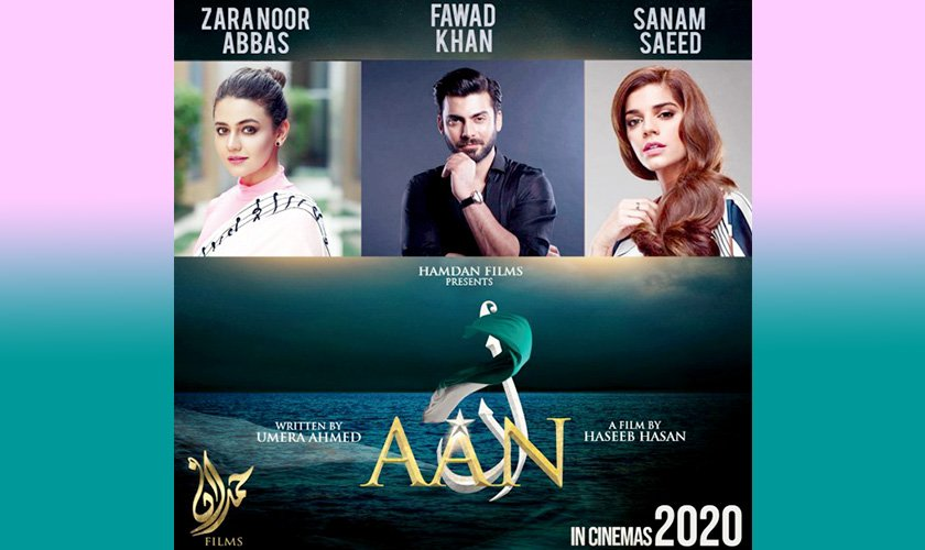 Fawad Khan And Sanam Saeed To Pair Up For Three Exciting Projects