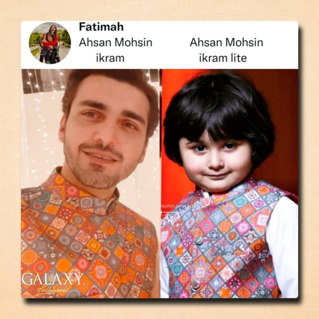 Ahsan Mohsin Ikram Is Being Mocked On Social Media On Outfit Choice