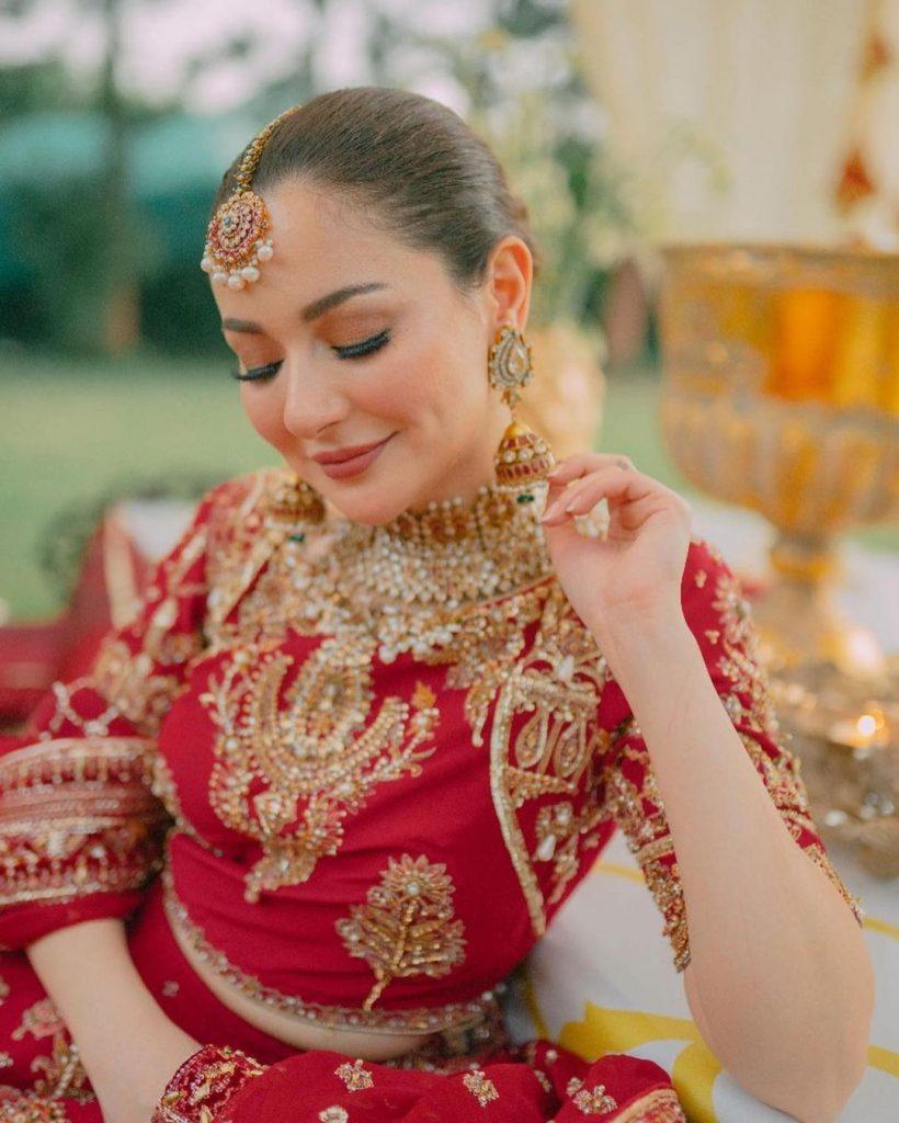 Moshin Naveed Ranjha Bridal Number Featuring Hania Aamir