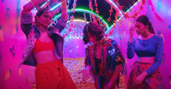"Meesha Shafi Released New Track ""Hot Mango Chutney Sauce"" - Public Comments"