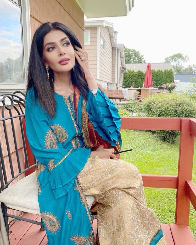 Iffat Omar Gets Offended On Comments About Surgery