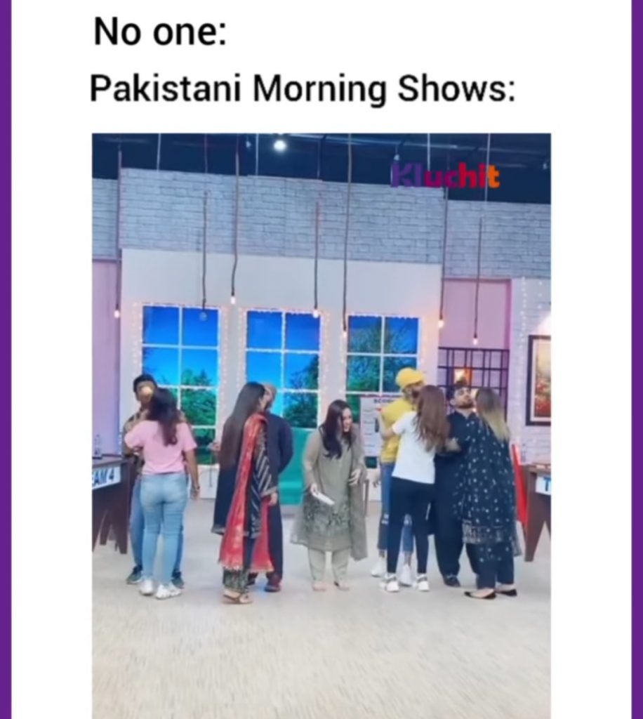 Severe Criticism On Juggan Kazim Morning Show For Showing Cringe Worthy Content