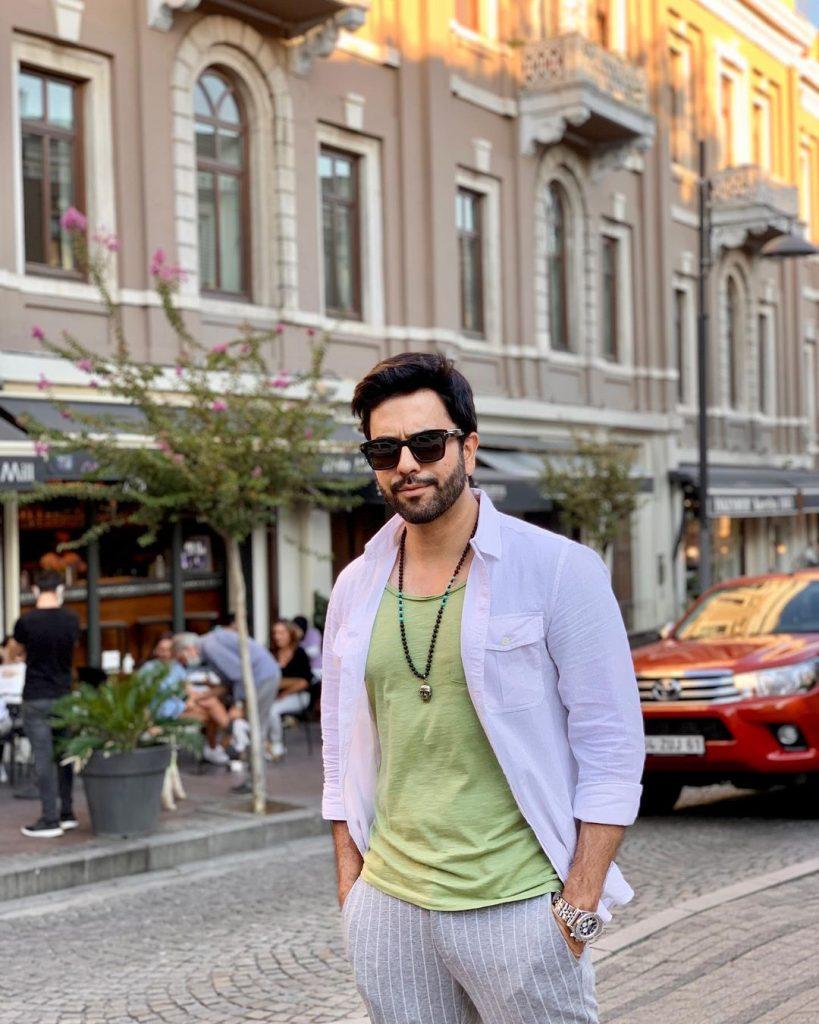 Junaid Khan Gives A Peek Into His Turkey Vacations