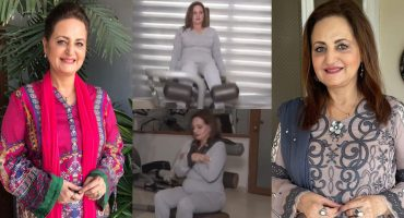 Veteran Actress Leyla Zuberi's Fitness And Beauty Secrets