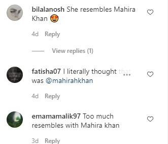People Think That This Bride Looks Like Mahira Khan