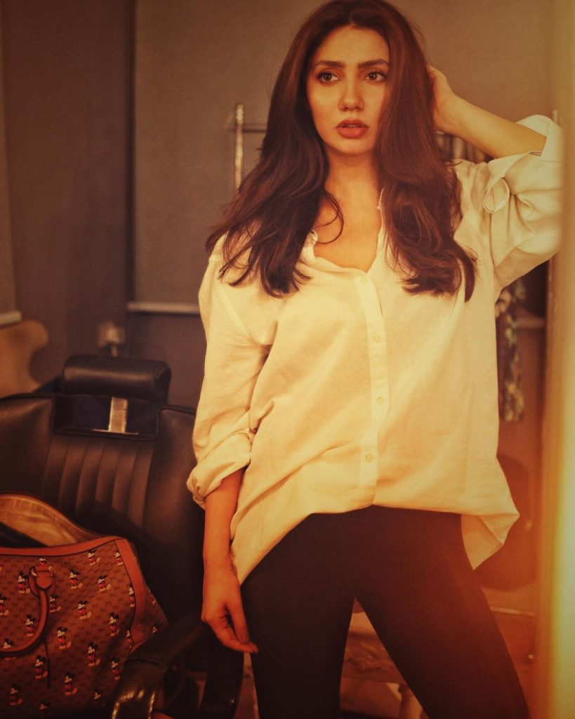 Mahira Khan Opened About Working With Selected Few People