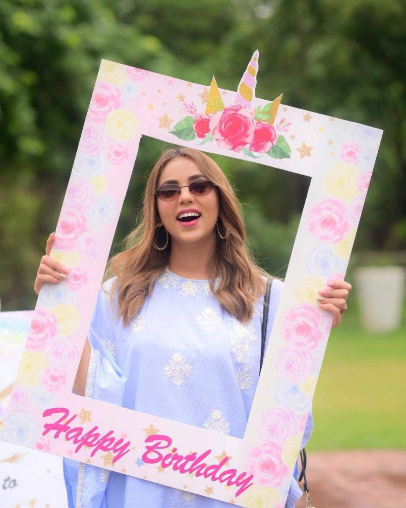 Maryam Noor Shared Clicks From A Birthday Party