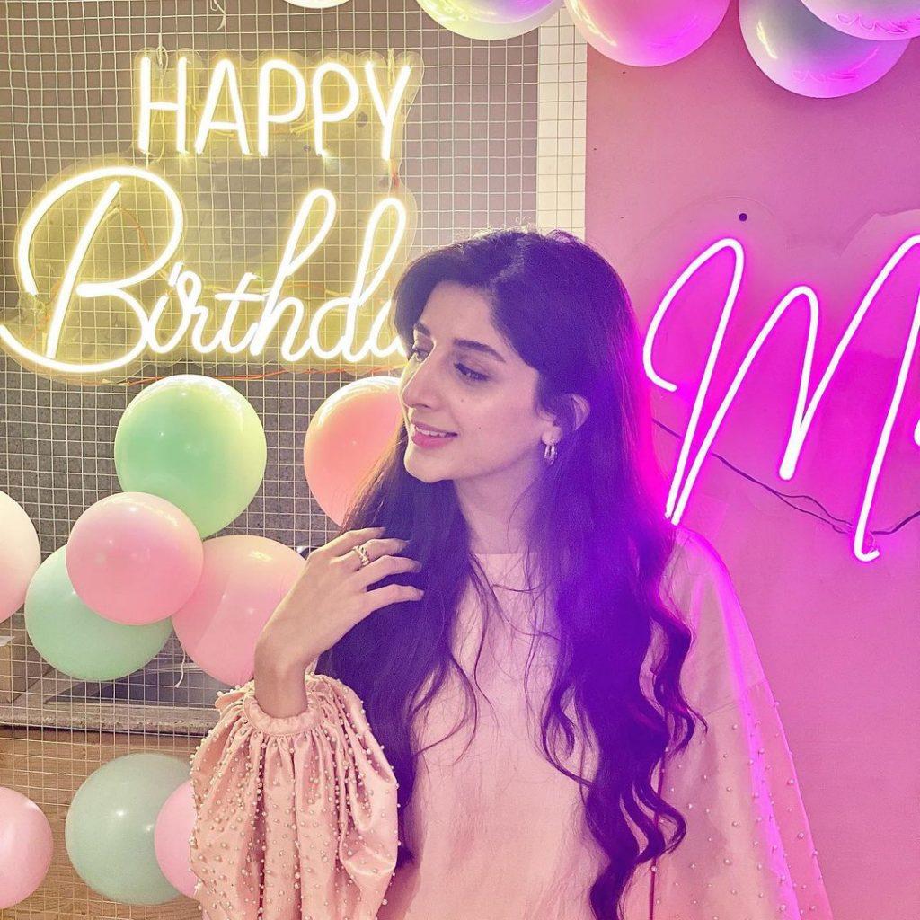 Mawra Hocane Birthday Celebration - Pictures