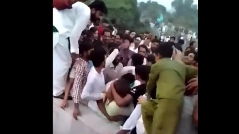 Gohar Rasheed Erupted At The Minar-e-Pakistan Incident