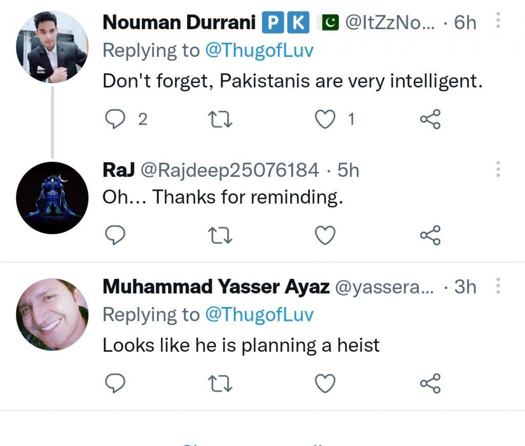 Pakistani Lookalike Of Money Heist Professor Making Waves