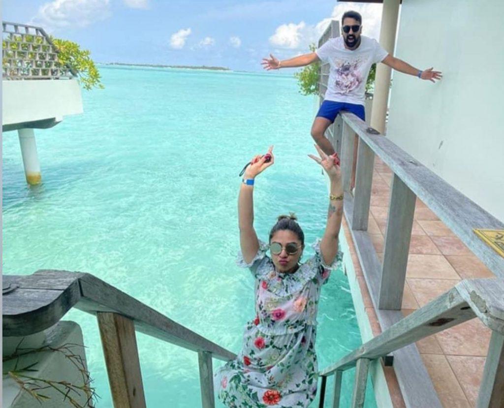 Natasha Ali Gives Us Major Vacation Goals - Pictures