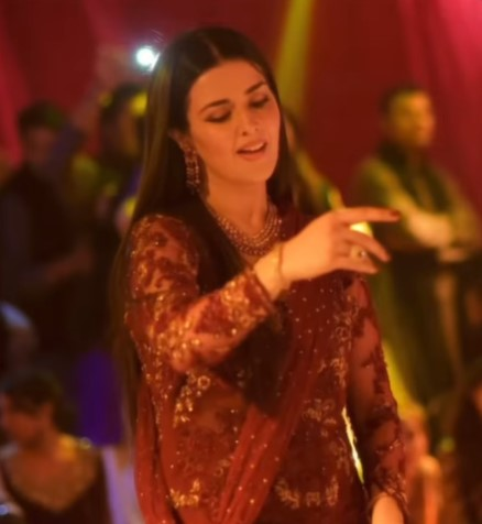 Natasha Ali's Delightful Dance Video With Her Husband From A Wedding
