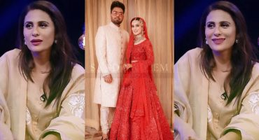 Nausheen Shah Responds To Her Controversy With Yasir Hussain