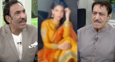 Nayyar Ejaz And Mustafa Qureshi Admired Which Famous Actress