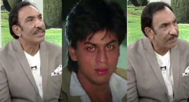 Nayyar Ejaz Thinks SRK's Copied His Character From Drama Serial Dasht