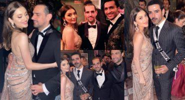 Neha Rajpoot And Shahbaz Taseer's Wedding Reception-Exclusive Pictures