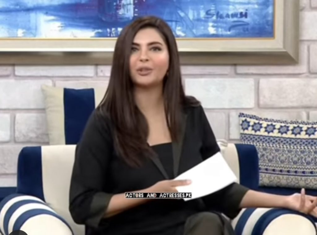 Nida Yasir Admits Her Mistake She Made In Famous Viral Video