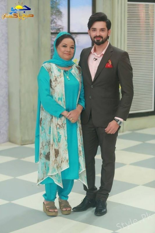 How Noman Habib's Mother And Wife React After Watching His Performances