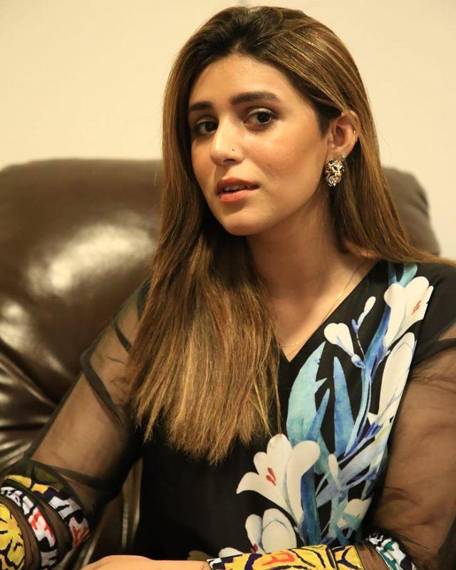Noman Habib Celebrated Daughter's First Birthday