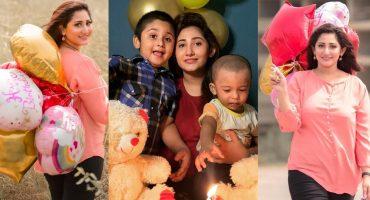 Pari Hashmi Celebrated Her Birthday With Family
