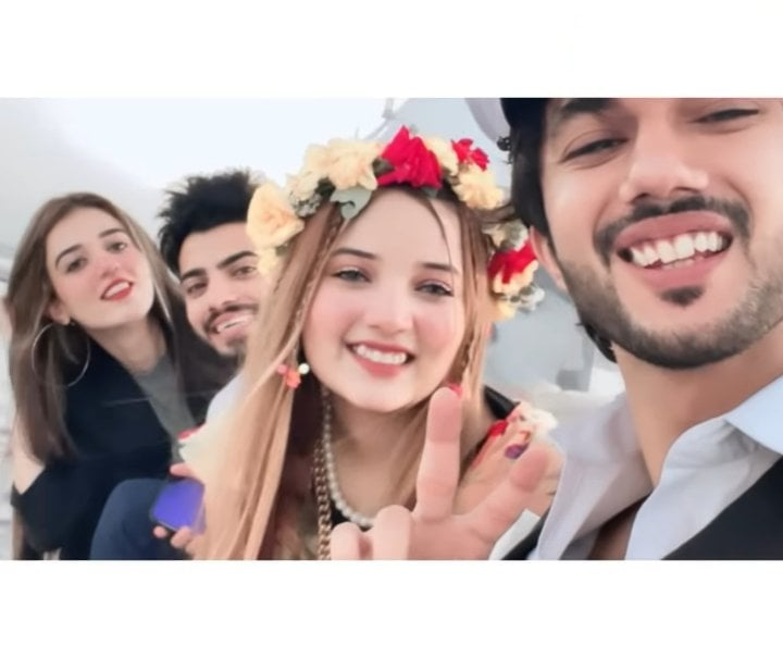 Rabeeca Khan's Pre Birthday Celebration With Friends