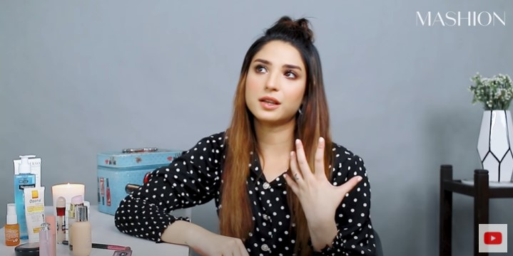 Which Makeup Products Does Ramsha Khan Use In Daily Life