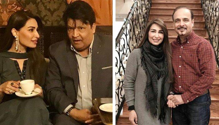 Reema Khan's Husband To Treat Umer Sharif
