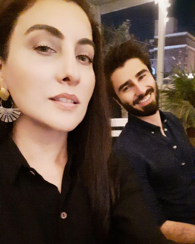Celebrities Spotted At Private Sundowner Party Hosted By Saad Qureshi