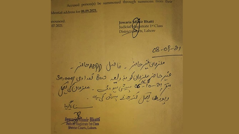 Arrest Warrants Of Saba Qamar And Bilal Saeed Issued