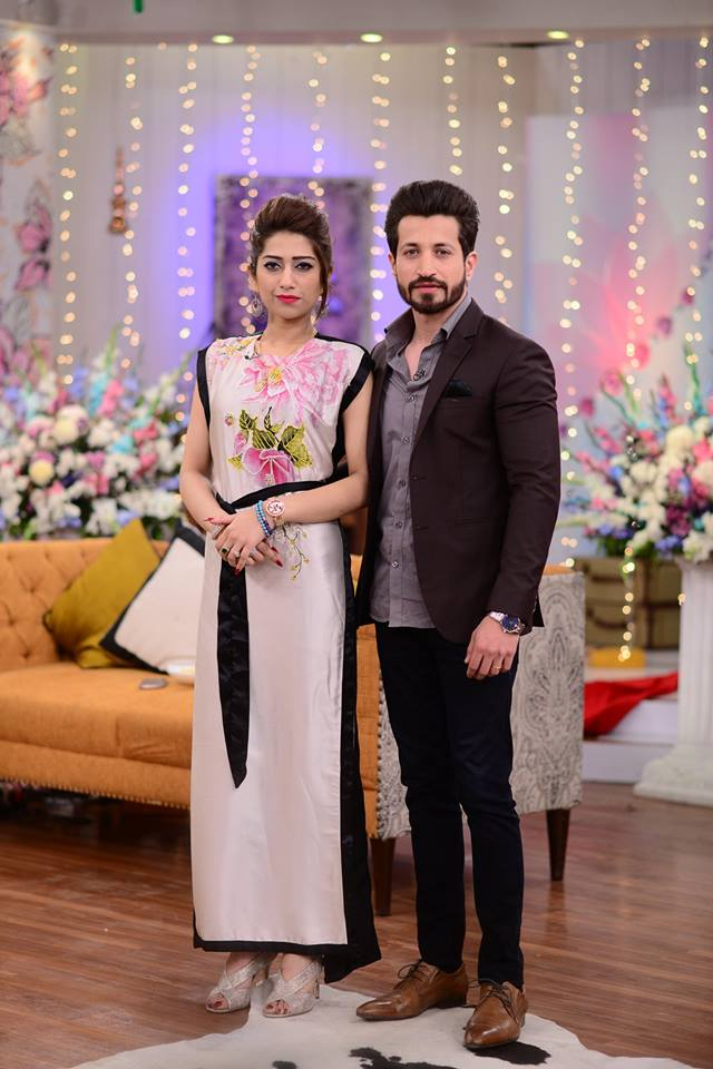 Saba Faisal Opened Up About Her Daughter-In-Law Controversy